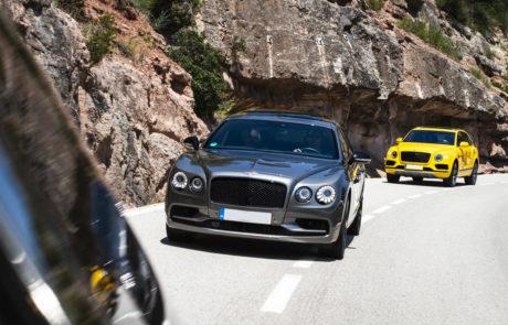 FLying Spur Bentley DME GT CLUB