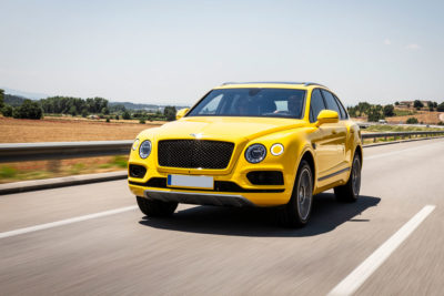 Bentayga Bentley DME GT CLUB