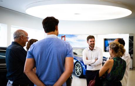 Evento Gente Bentley Barcelona DME GT CLUB