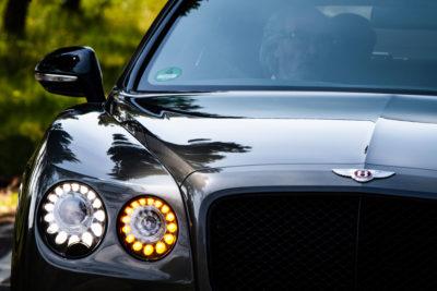 Bentley SPur Flying V8 S detalle DME GT CLUB