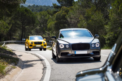 Bentley Flying Spur V8 S Bentayga DME GT CLUB