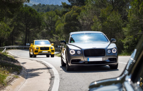 Bentley Flying Spur V8 S Bentayga DME GT CLUB