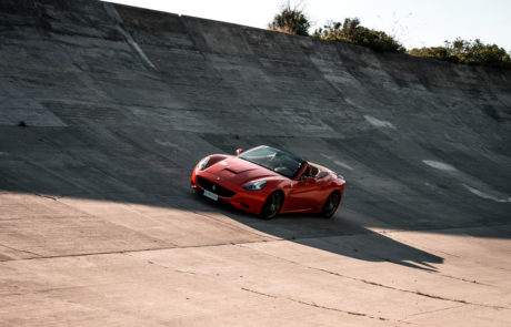 Ferrari California Autodromo terramar Autobello DME GT CLUB