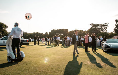 Campo Golf Terramar Sitges Autobello DME GT CLUB