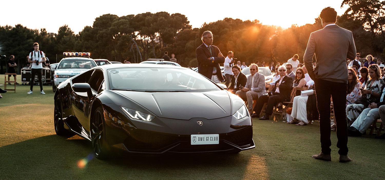 Lamborghini Huracan Autobello Barcelona DME GT CLUB