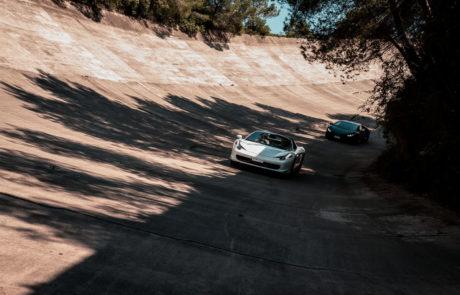 Ferrari 458 Lamborghini Huracan Autodromo Terramar