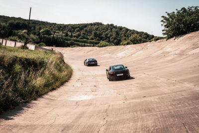 Posrche carrera 911 Nissan GTR autodromo terramar autobello DME GT Club