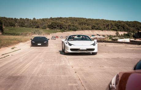 Ferrari 458 Lamborghini Huracan autodromo terramar autobello DME GT Club