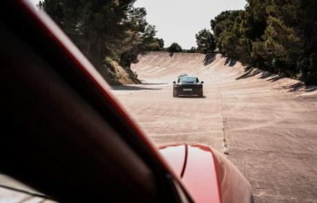Porsche carrera 911 autobello autodromo terramar DME GT Club