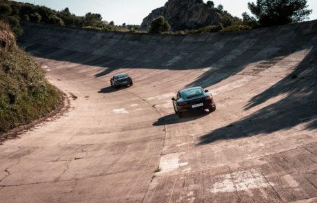 Porsche carrera 911 Nissan GTR Autodromo Terramar Autobello DME GT CLUB