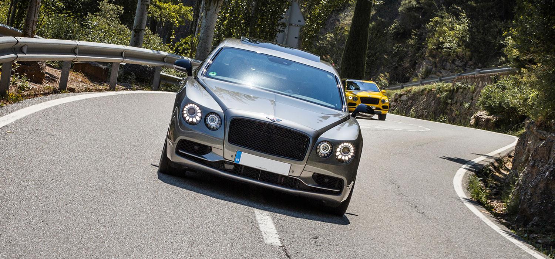 Bentley Flying spur V8 S DME GT Club