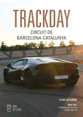 Lamborghini Huracan Negro Montmeló