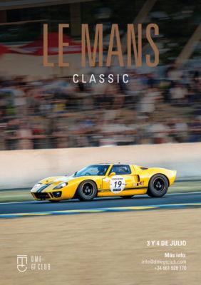 200703 Le Mans Classic