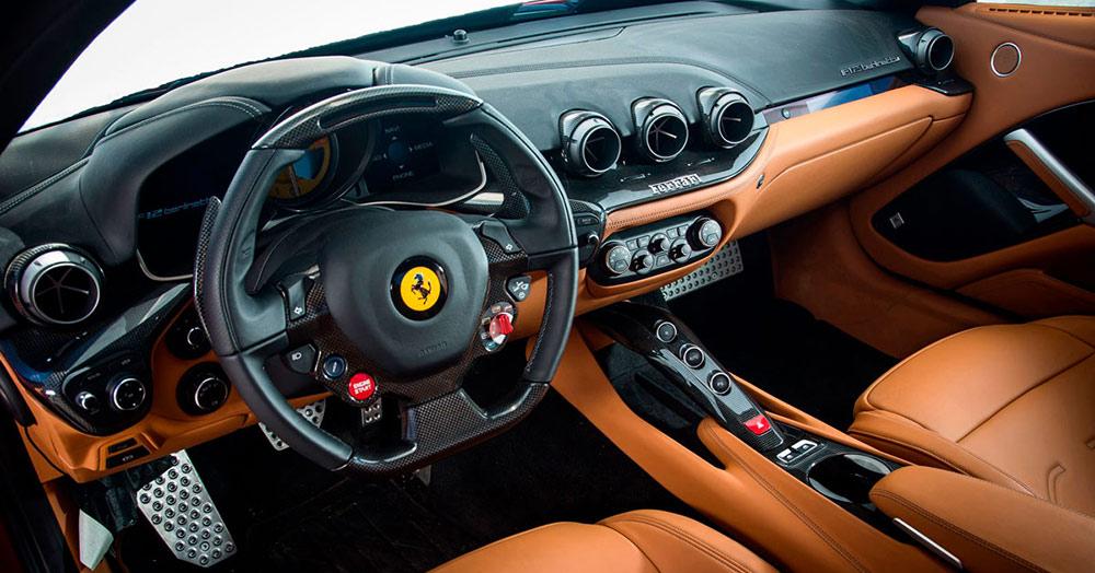 Ferrari F12 Berlinetta 2