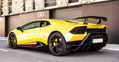 Lamborghini Huracan Performante 7