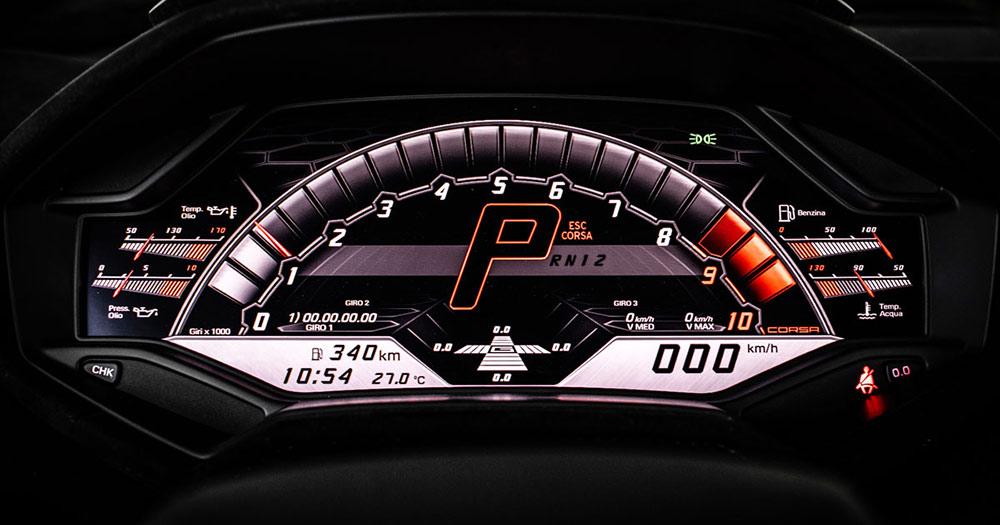 Lamborghini Huracan Performante 3