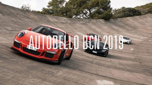 DME GT CLUB Autobello Barcelona 2019 00