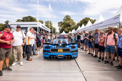 DME GT CLUB Goodwood Festival of Speed 2019 18