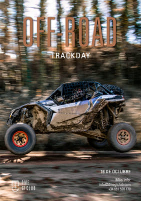 191016 Off Road Track Day 2