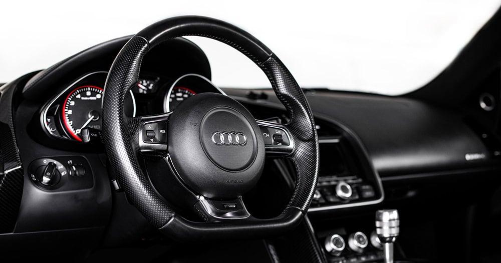 Audi R8 V10 08