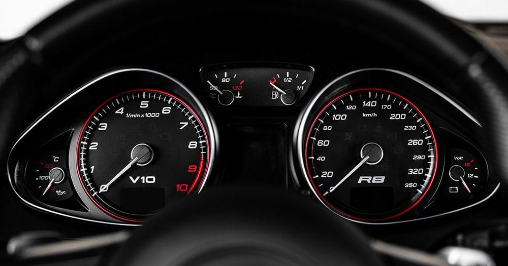 Audi R8 V10 09