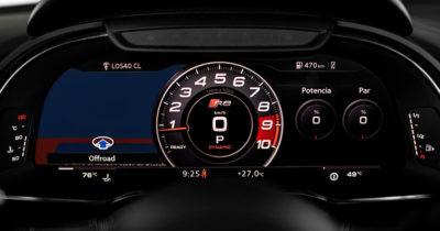 Audi R8 V10 Spyder 06