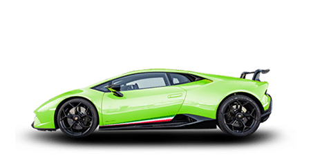 Lamborghini Huracan Performante Green menu 6