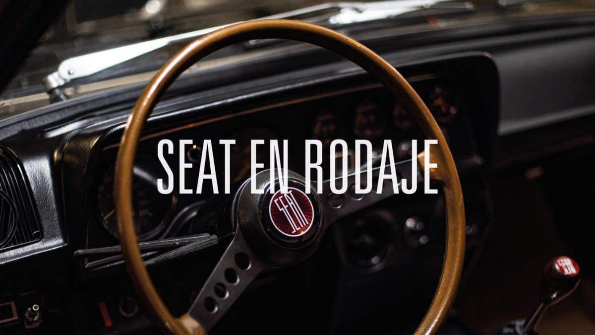 Visita Colección: SEAT en Rodaje