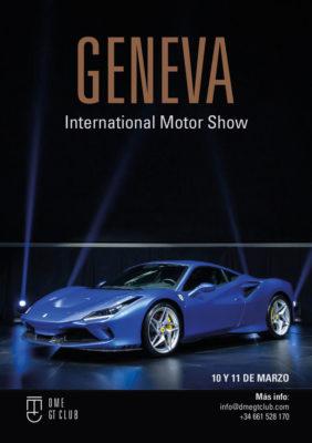 200310 Geneva Int Motor Show