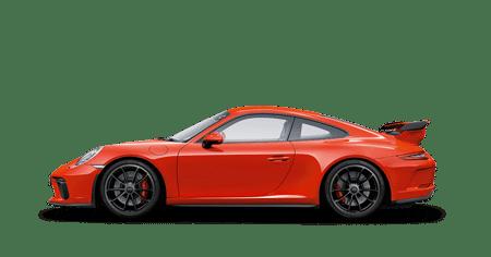Porsche 911 GT3 menu 1
