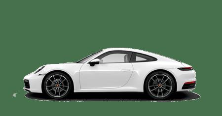 Porsche 911 GT3 menu