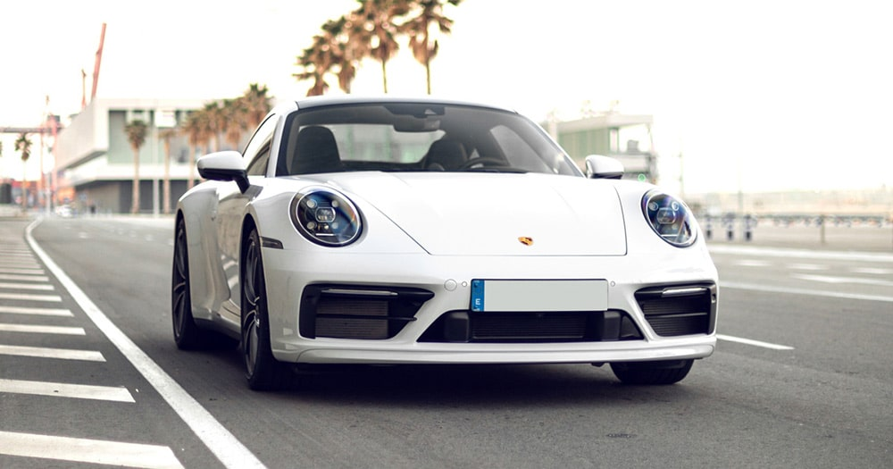 Porsche 992 Carrera S 011